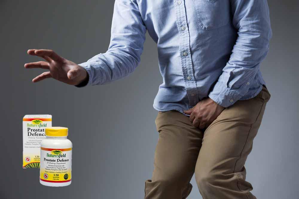 Prostate Defence on enlarged prostate